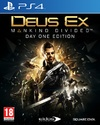 Deus Ex: Mankind Divided (PS4) Cover
