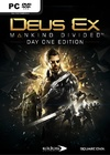 Deus Ex: Mankind Divided (PC) Cover