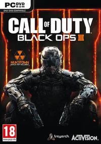 Call of Duty: Black Ops III (PC) - Cover