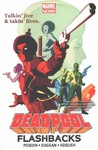 Deadpool - Marvel Comics Group (Paperback) Cover