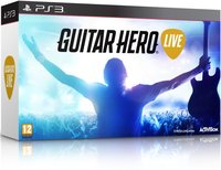Guitar Hero Live (PS3) - Cover
