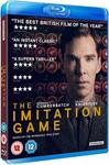 The Imitation Game  (Blu-ray) Cover