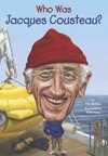 Who Was Jacques Cousteau? - Tomie dePaola (Paperback)