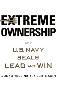 Extreme Ownership - Jocko Willink (Hardcover) - Cover