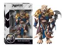Funko Legacy Collection - Funko Magic The Gathering Legacy Figure: Ajani Goldmane - Cover