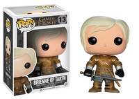 Funko Pop! Television - Game of Thrones: Brienne Vinyl Figure - Cover