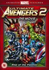 Ultimate Avengers 2 - Rise of the Panther (DVD) Cover
