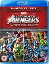 Ultimate Avengers/Ultimate Avengers 2: Rise of the Panther (Blu-ray)