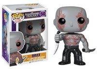 Funko Pop! Marvel - Guardians of the Galaxy: Drax - Cover