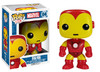 Funko Pop! Marvel - Marvel Bobble Head: Iron Man