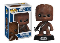 Funko Pop! Star Wars - Star Wars Bobble Head: Chewbacca - Cover
