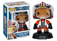 Funko Pop! Star Wars - Star Wars Bobble Head: Luke (Pilot) - Cover