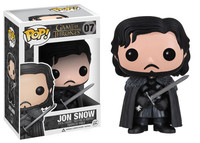Funko Pop! Television - Game of Thrones: Jon Snow Vinyl Figure - Cover