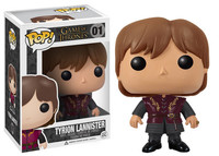 Funko Pop! Television - Game of Thrones: Tyrion Lannister Vinyl Figure - Cover
