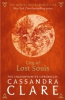 Mortal Instruments: City of Lost Souls - Cassandra Clare (Paperback) - Cover