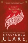 Mortal Instruments 6: City of Heavenly Fire - Cassandra Clare (Paperback)