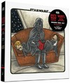 Darth Vader & Son / Vader's Little Princess Deluxe Box Set (Includes Two Art Prints) (Star Wars) - Jeffrey Brown (Mixed media product) Cover