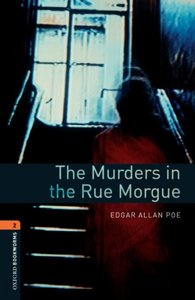 Oxford Bookworms Library: Level 2:: the Murders In the Rue Morgue - Edgar Allan Poe (Paperback) - Cover