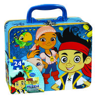 Jake Puzzle In Lunch Box - Cover
