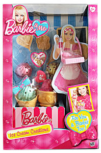 Barbie - Dollicious Ice Cream Dreams - Cover