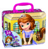 Sofia The First - Puzzle In Lunch Box