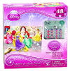 Disney Assorted - Sparkle & Shine Puzzle-Disney Princess