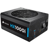Corsair HXi Series - 1000w ATX Power Supply - 80+ Platinum