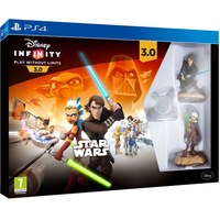 Disney Infinity 3.0: Star Wars Starter Pack (PS4) - Cover