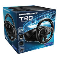 Thrustmaster - Steering Wheel - T80 (PS4)