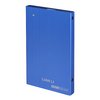 Lian Li 2.5 inch SATA HDD/SSD External Enclosure USB 3.0 - Blue