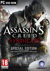 Assassin's Creed Syndicate (PC Download) - Cover