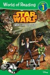 Star Wars: Ewoks Join the Fight - Disney Book Group (Paperback) Cover