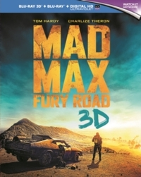 Mad Max: Fury Road (Blu-ray) - Cover