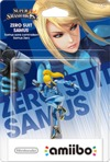 Nintendo amiibo - Zero Suit Samus (For 3DS/Wii U)