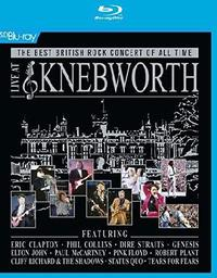 Various Artists - Live At Knebworth (Blu-ray) - Cover