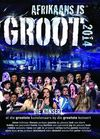 Various Artists - Afrikaans Is Groot 2014 Konsert (DVD) Cover