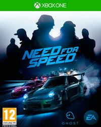 Need for Speed (2015) (Xbox One) - Cover