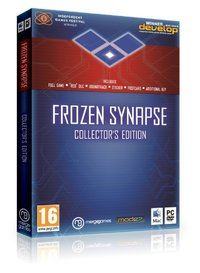 Mg0252 - Frozen Synapse (PC) - Cover