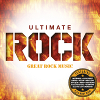 Various Artists - Ultimate....Rock (CD) - Cover
