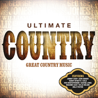 Various Artists - Ultimate...Country (CD) - Cover