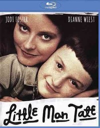 Little Man Tate (Region A Blu-ray) - Cover