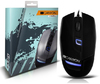 Canyon Optical Wired  Gaming  Mouse - Black