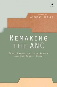 Remaking the ANC (Paperback) - Cover