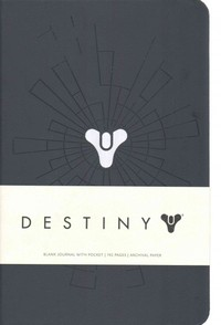 Destiny Hardcover Blank Journal - Bungie (Hardcover) - Cover