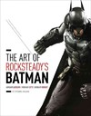 The Art of Rocksteady's Batman - Daniel Wallace (Hardcover) Cover