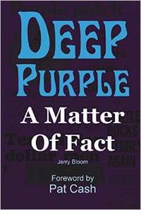 Deep Purple: a Matter of Fact - Jerry Bloom (Paperback) - Cover