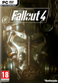 Fallout 4 (PC) - Cover