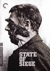 Criterion Collection: State of Siege (Region 1 DVD)