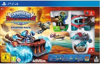Skylanders SuperChargers - Starter Pack (PS4) - Cover