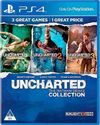 UNCHARTED: The Nathan Drake Collection (PS4) Cover